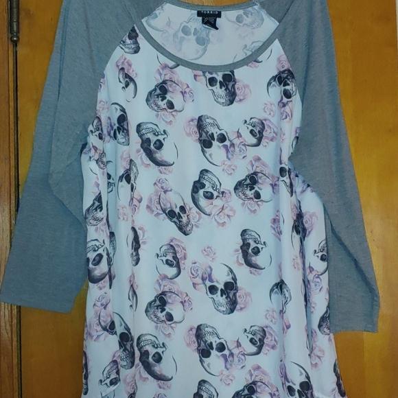 Torrid 1X Shirt